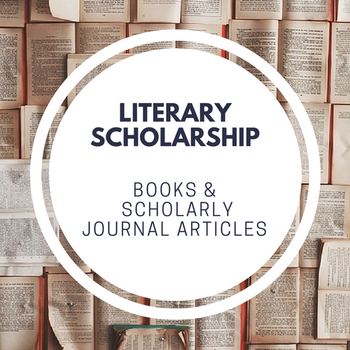 Books and Scholarly Journal Articles