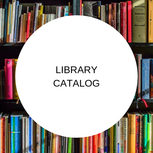 Library Catalog Logo