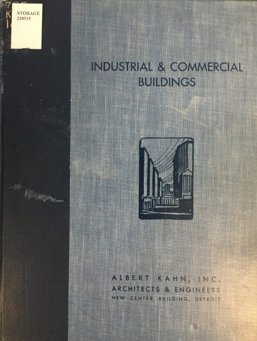 Industrial & Commercial Buildings cover