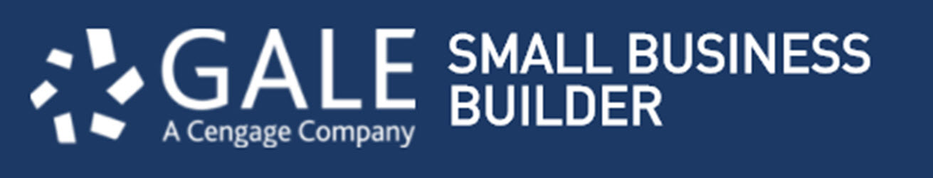 Gale a Cengage Company - Small Business Builder