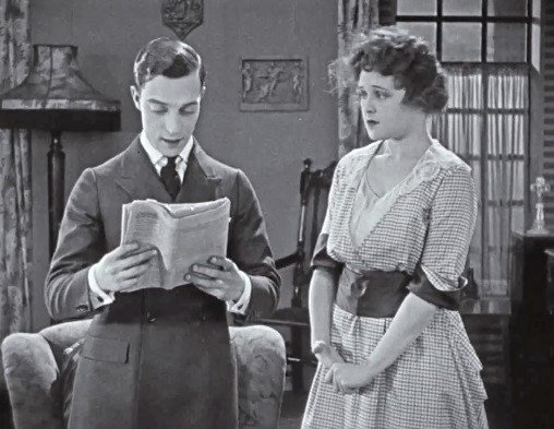 Buster_Keaton-Carol_Holloway_in_The_Saphead