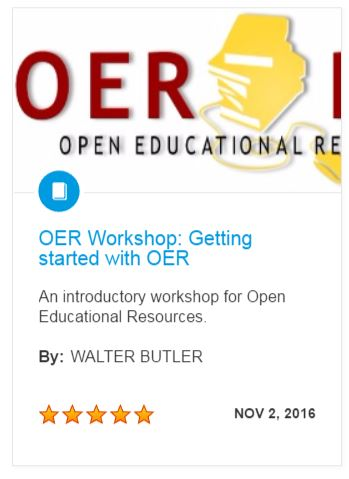 OER Canvas module from PCC