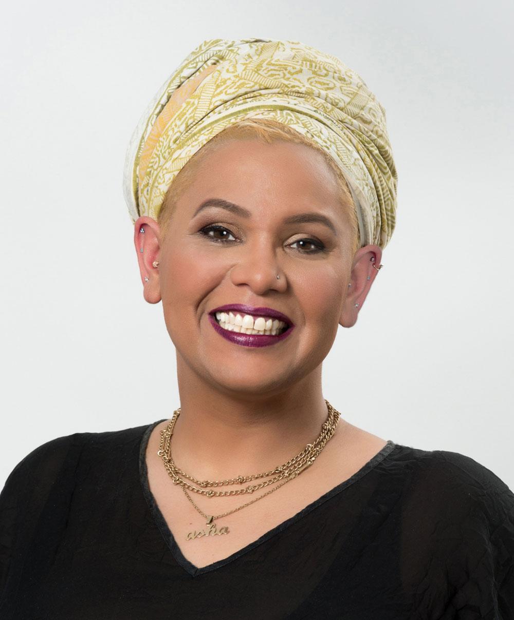 asha bendele, author