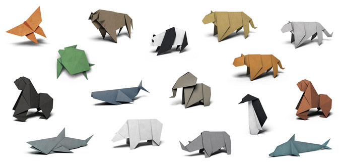 link to origami patterns