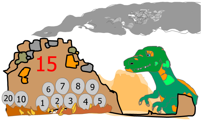 Dino Place Value