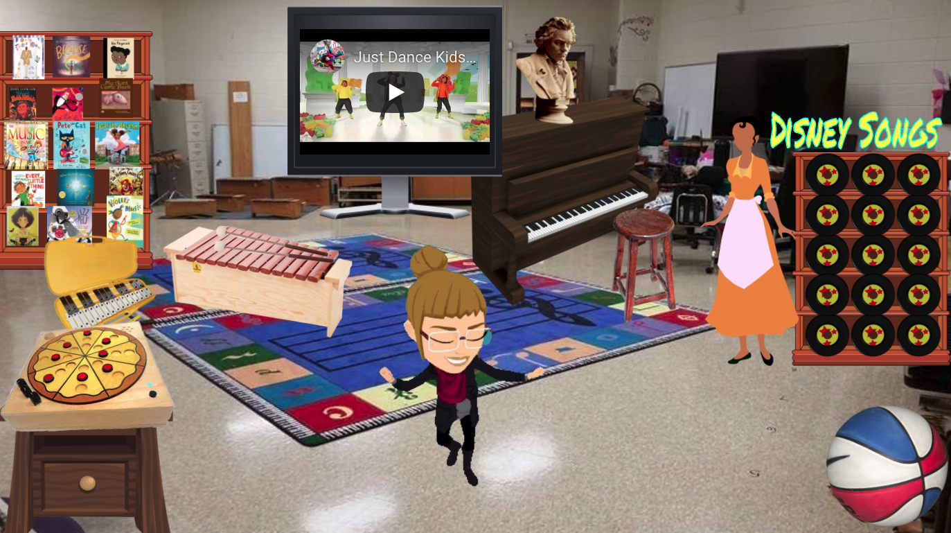 Miss Chalone's Music Room