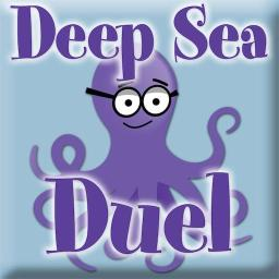 Deep Sea Duel math game