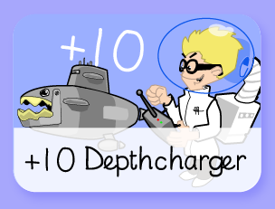 Addition Depthcharger