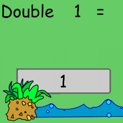 bridge doubles math game
