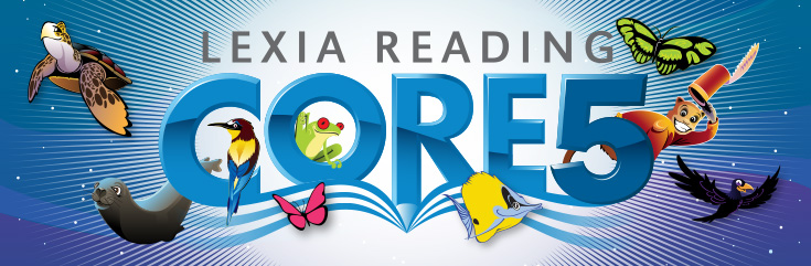 lexia reading core 5 logo