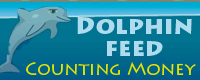 Dolphin Feed Counting Money game