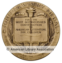 image of newbery medal