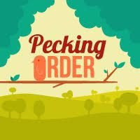 pecking order math game