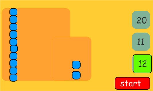 partitioning numbers math game