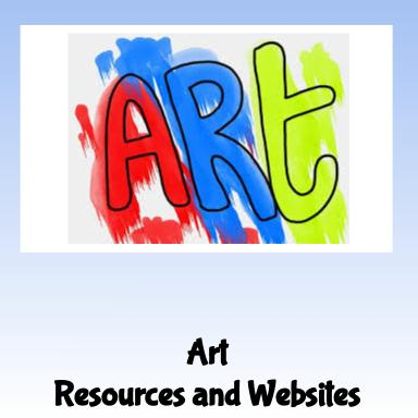 Art Resources and Websites