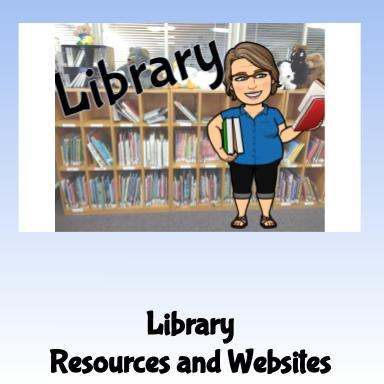 Library Resources and Websites