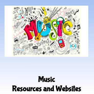 Music Resources and Websites