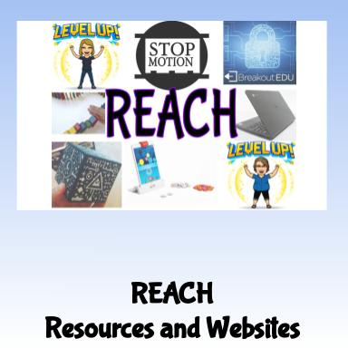 REACH Resources and Websites