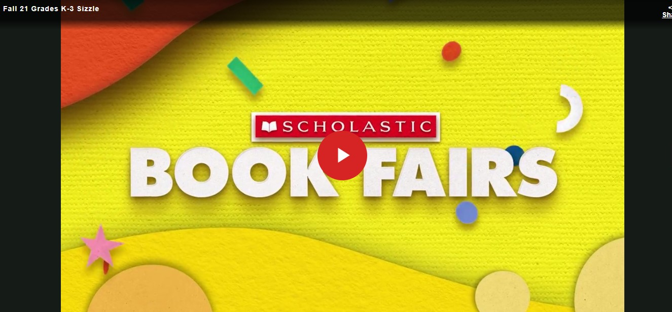 K-3 Book Fair Trailer
