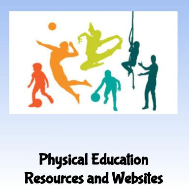 Physical Education Resources and Websites