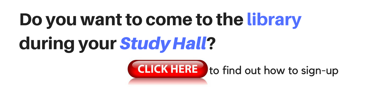Study Hall sign-up
