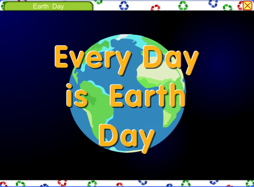 Every Day is Earth Day: StarFall