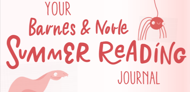 barnes and noble summer reading journal