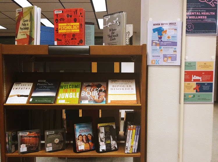 Recommended Reading Book Display