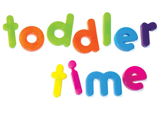 Toddler Time---CANCELLED