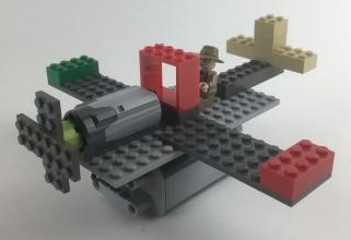 CSED Week: Build LEGO Airplanes with Play-Well TEKnologies