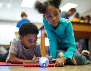 CSED Week: Get inspired, get coding and get creative with Sphero EDU