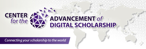 Center for the Advancement of Digital Scholarship's picture