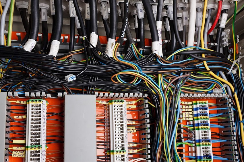 Electrical Systems Image