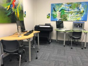 Library FabLab, Rm 426