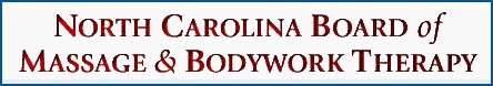 NC Board of Massage & Bodywork Therapy