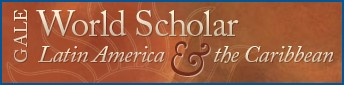 World Scholar Latin America & the Caribbean Database Logo