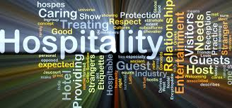 Hospitality Word Cluster