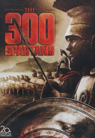 Cover for 300 Spartans