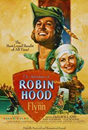 Cover for Adventures of Robin Hood