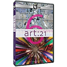 Cover for Art:21