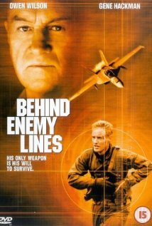 Cover for Behind Enemy Lines