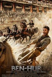 Cover for Ben-Hur 2016