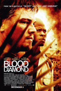 Cover for Blood Diamond