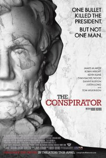 Cover for The Conspirator