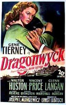 Cover for Dragonwyck