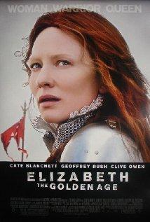 Cover for Elizabeth: The Golden Age