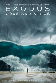 Cover for Exodus: Gods and Kings