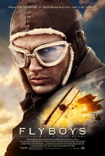 Cover for Flyboys