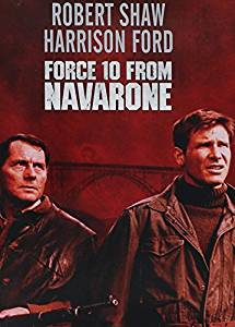 Cover for Force 10 From Navarone