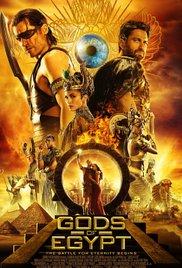 Cover for Gods of Egypt